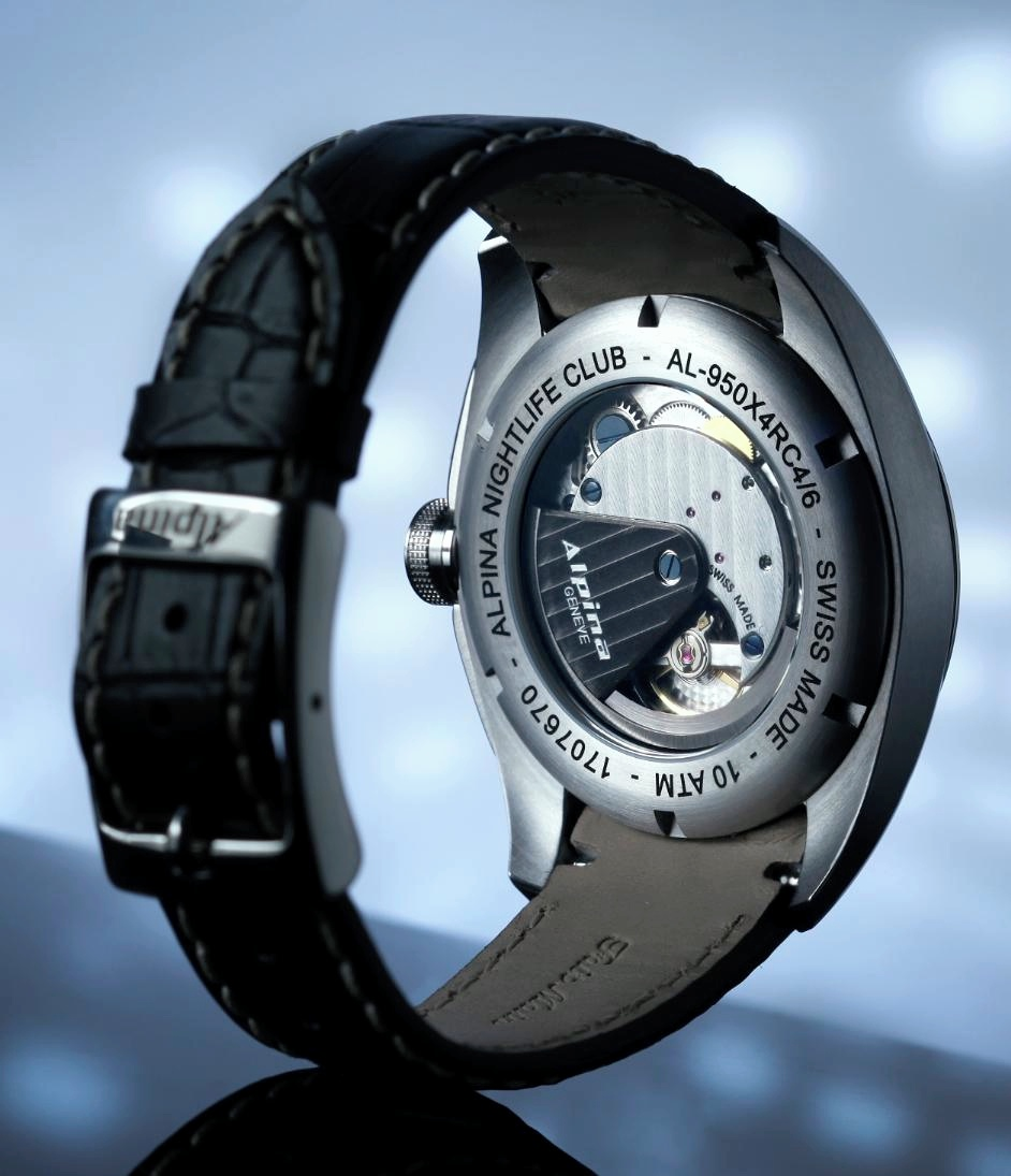Alpina - Club Regulator