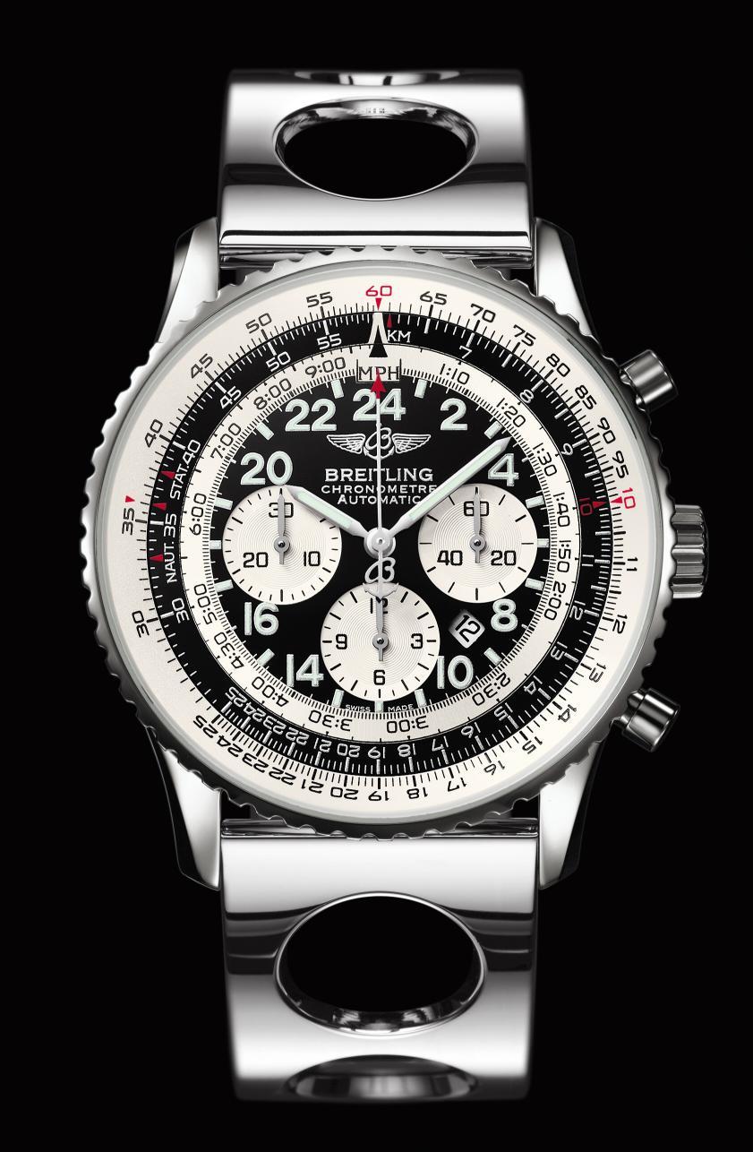 Breitling Cosmonaute Automatic Chronograph
