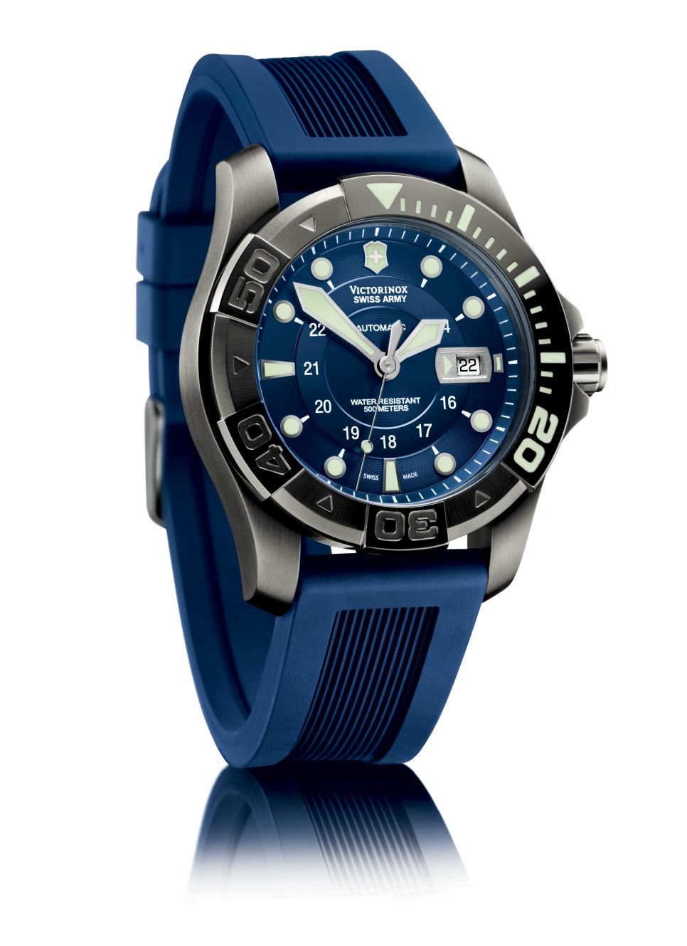 Victorinox Dive Master 500 PVD Blue Ice