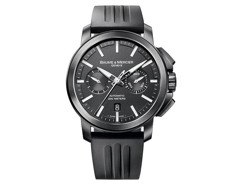 Baume & Mercier Classima Executives Magnum XXL Black PVD