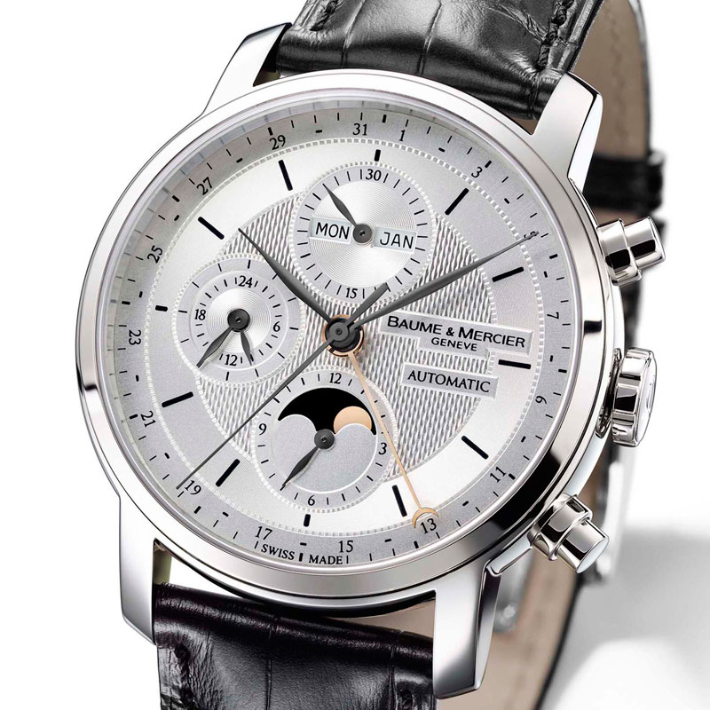 Baume & Mercier Classima Executives XL Chronograph Calendar