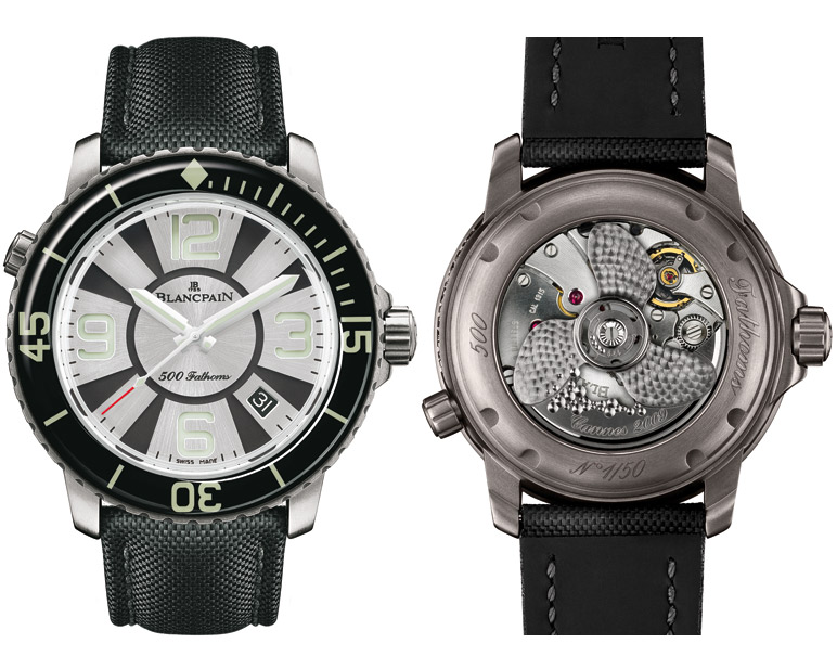 Blancpain 500 Fathoms Cannes 2009
