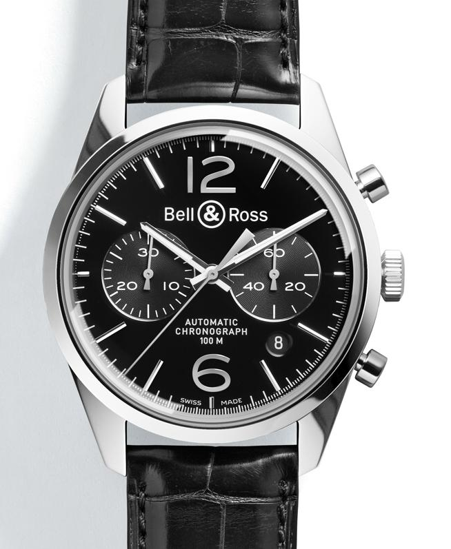 Bell & Ross Vintage Officer Collection
