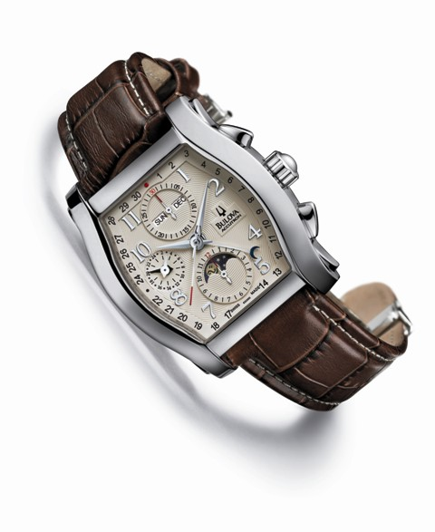 Bulova Accutron Cambridge Chronograph
