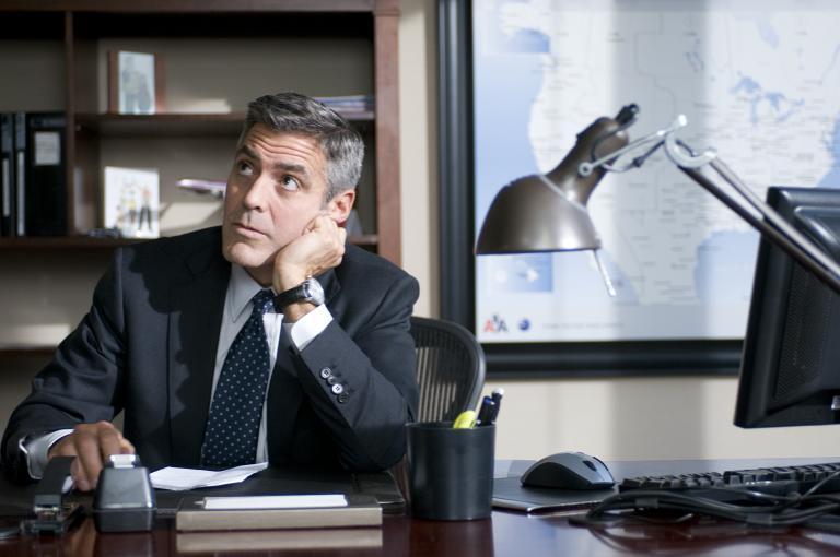 Omega és Clooney