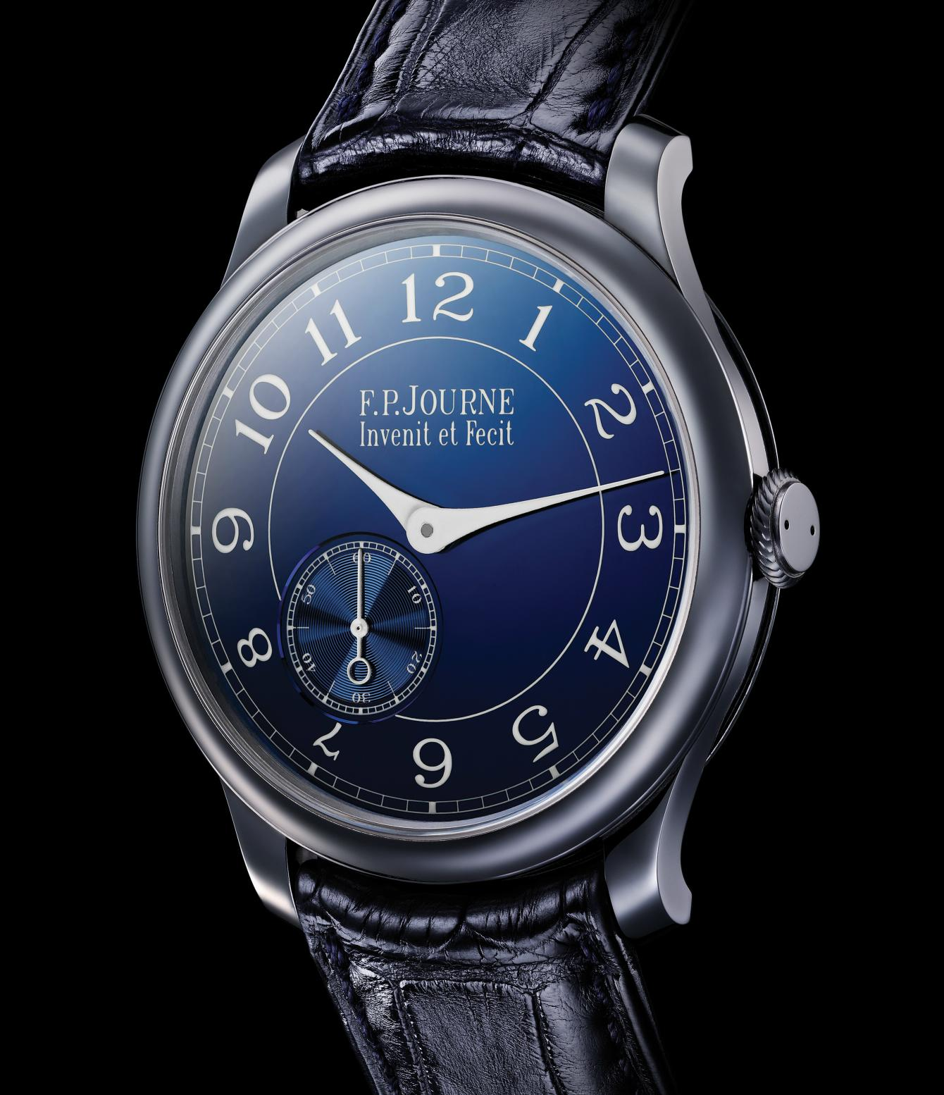 F.P. Journe Chronometre Blue