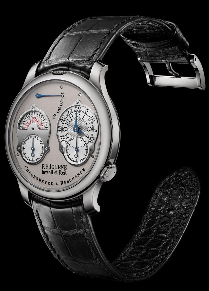 F.P. Journe Chronometre a Resonance 10th Anniversary Edition