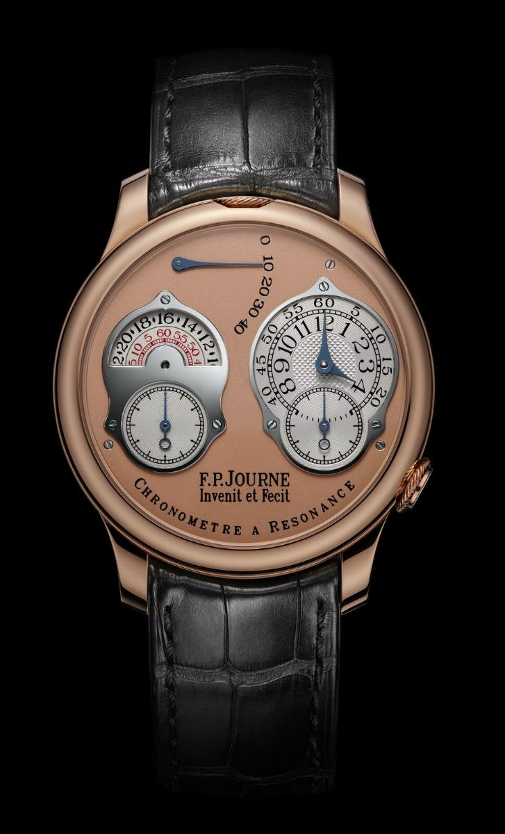 F.P. Journe - Chronometre a Resonance 10th Anniversary Edition