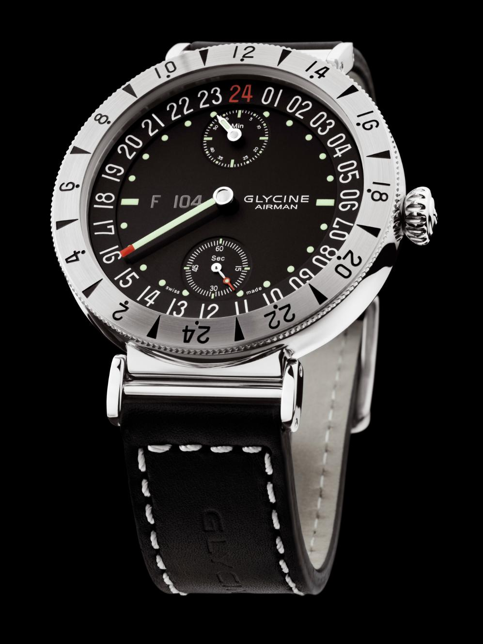 Glycine Airman F104 Regulator