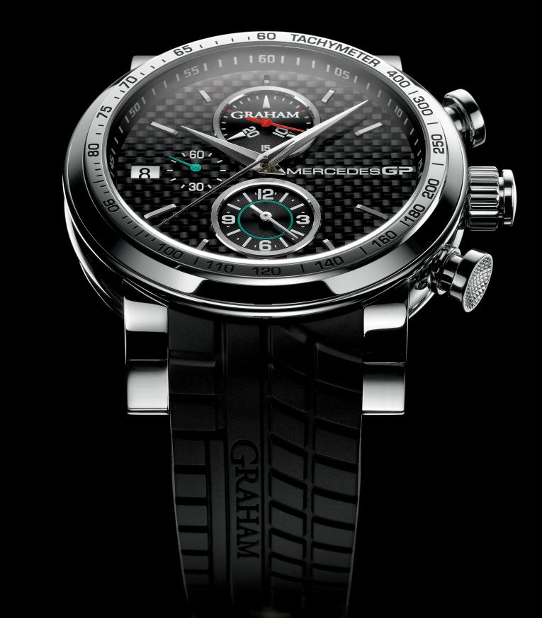 Graham Mercedes GP Silverstone Chronograph