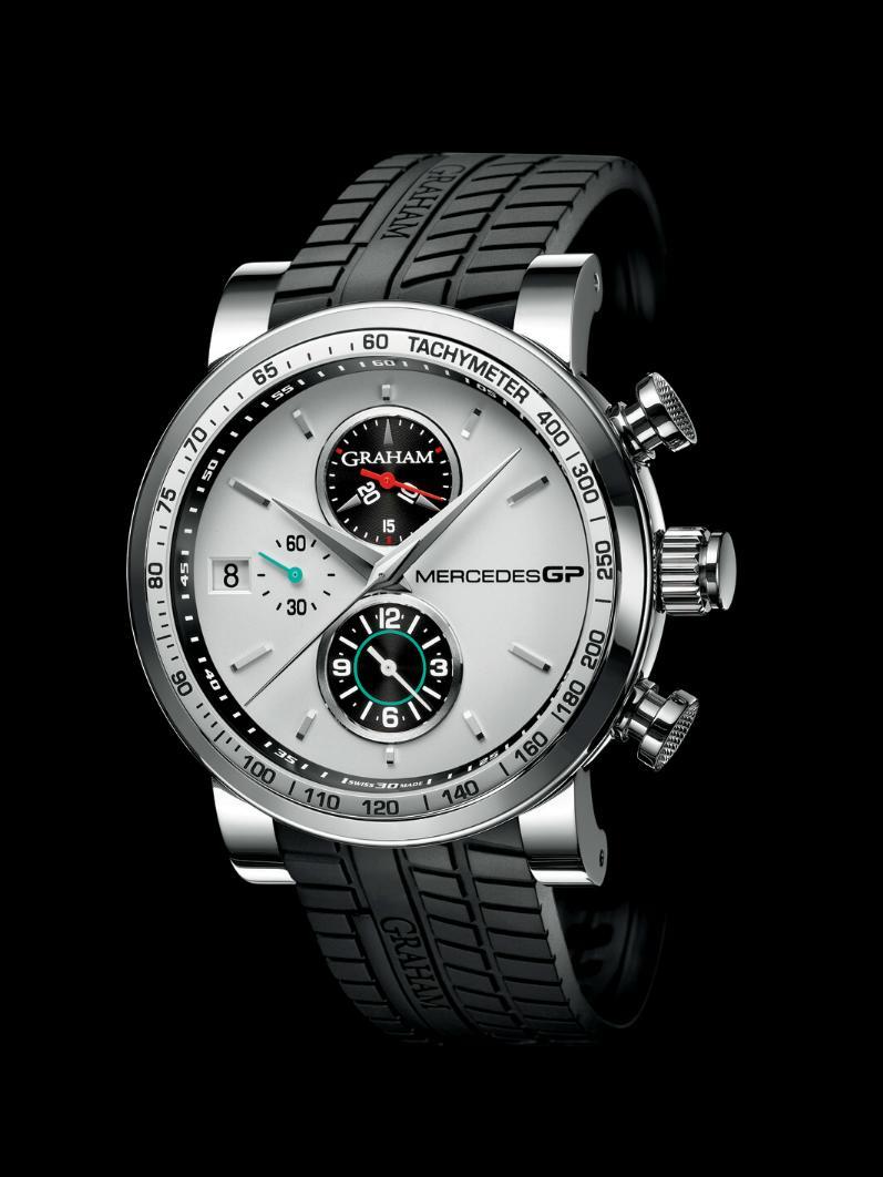 Graham - Mercedes GP Silverstone Chronograph