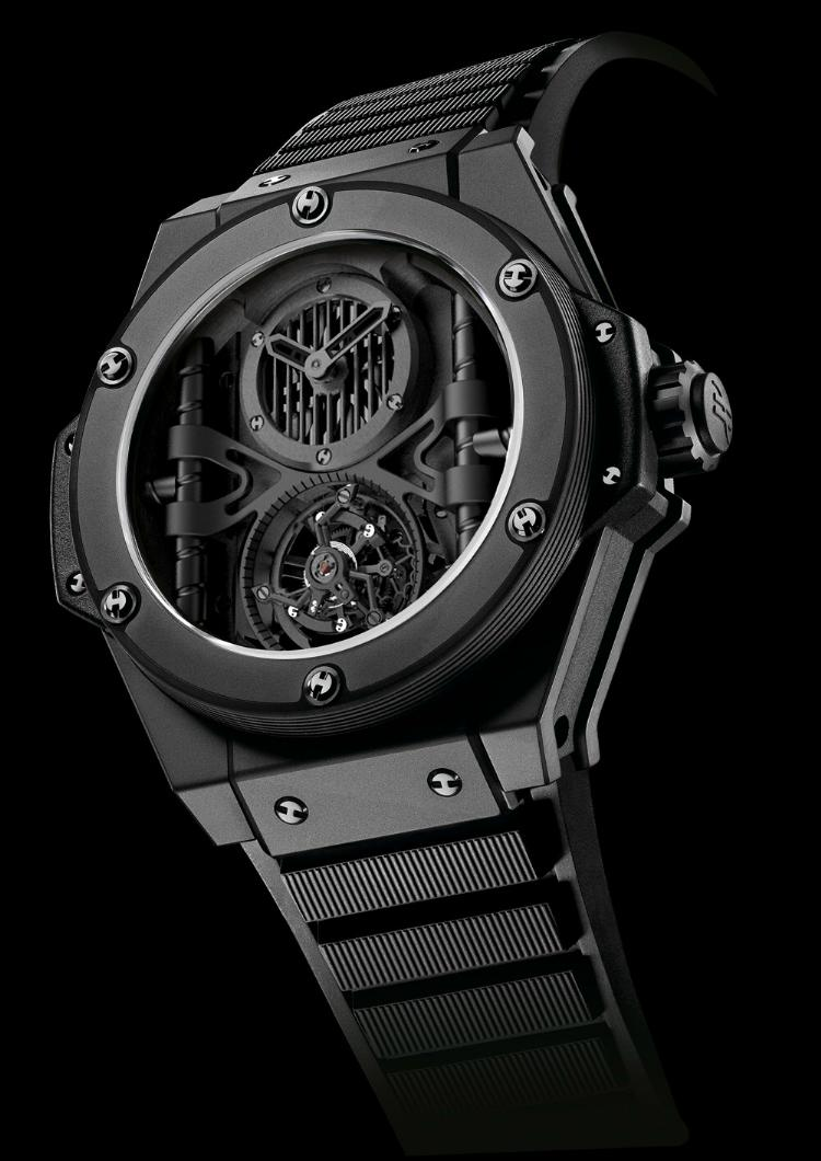 Hublot King Power Tourbillon Manufacture