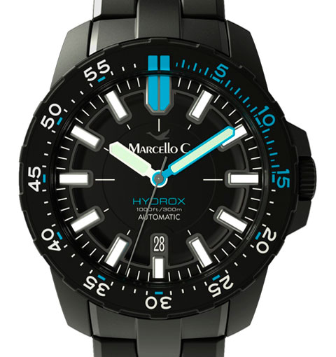 Marcello C - Hydrox Diver