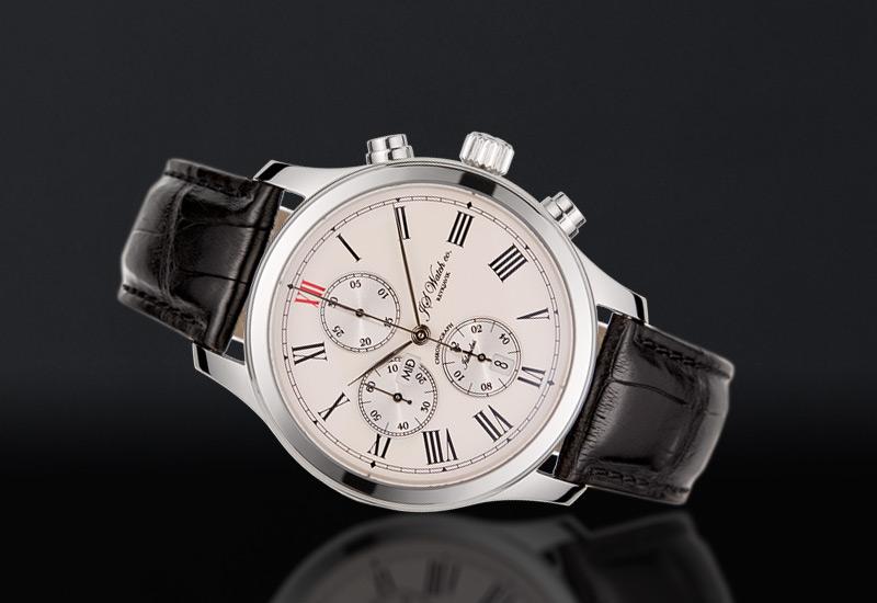 JS Watch Co. Islandus Chronograph