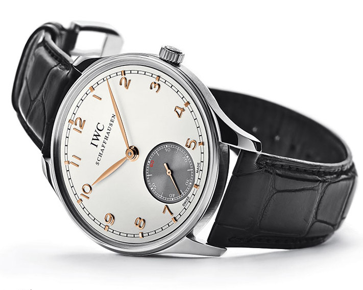 IWC Portuguese Manual Wind