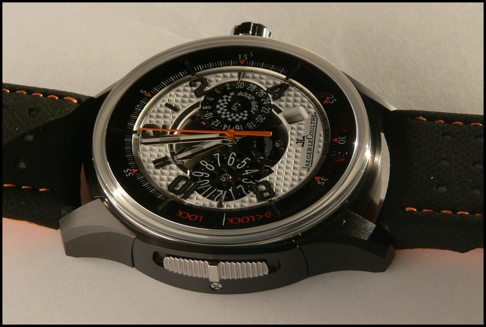 Jaeger-LeCoultre AMVOX2 Racing Paris Chronograph