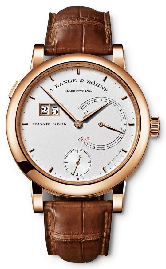 A. Lange & Sohne - Lange 31 Rose Gold