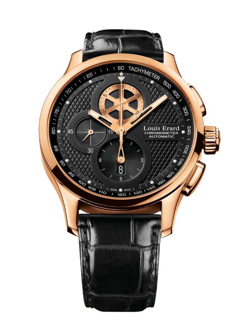 Louis Erard 1931 Chronometer Chronograph