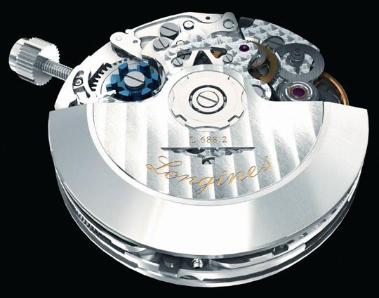 Longines Column-Wheel Chronograph