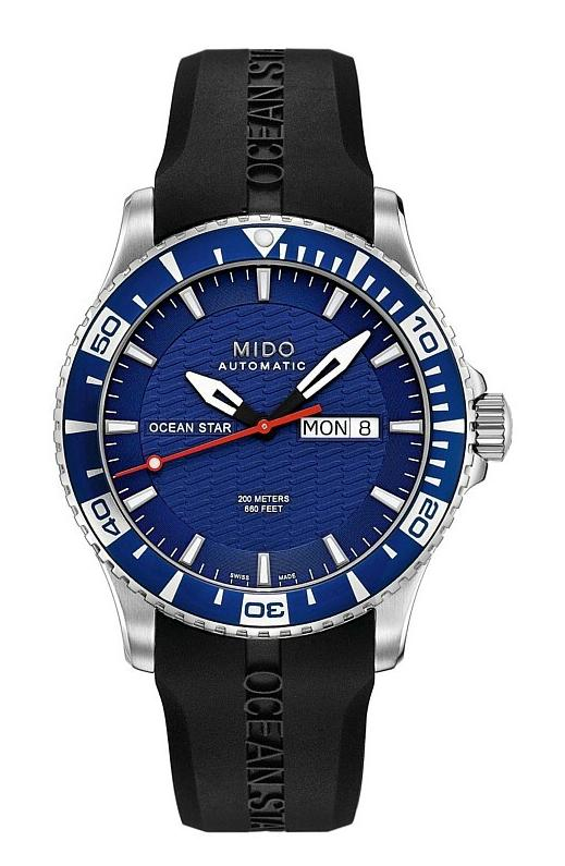 Mido Ocean Star Captain IV