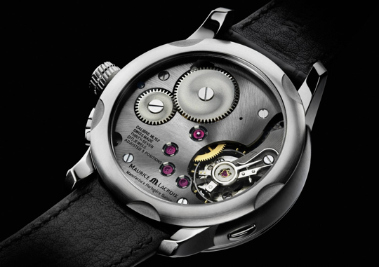 Maurice Lacroix Masterpiece Lune Retrograde Limited Edition