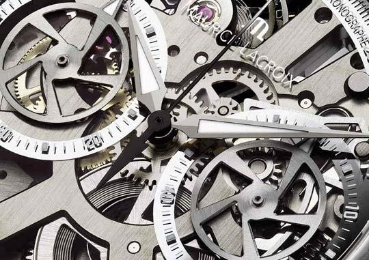 Maurice Lacroix - Masterpiece Le Chronographe Squelette