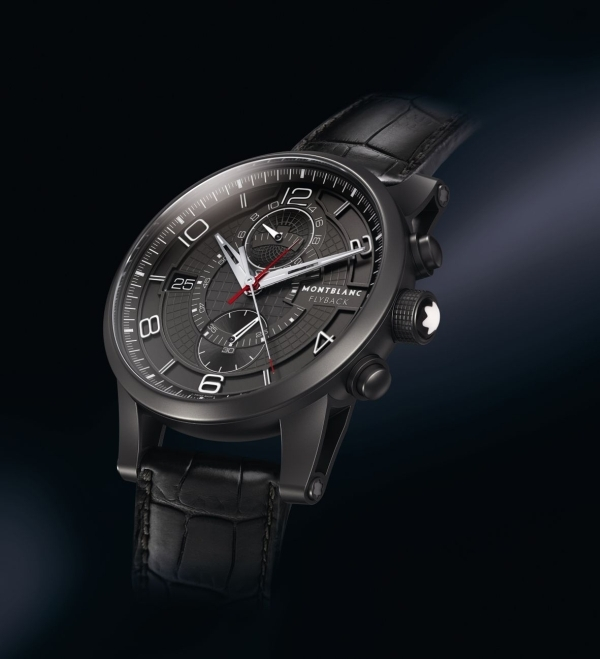 Montblanc Time Walker TwinFly Chronograph