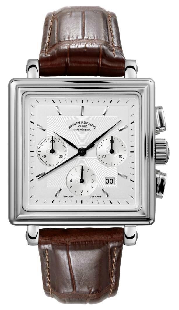 Muhle Glashutte Teutonia II Quadrant Chronograph