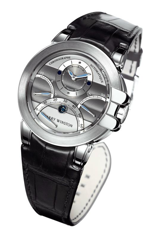 Harry Winston Ocean Collection