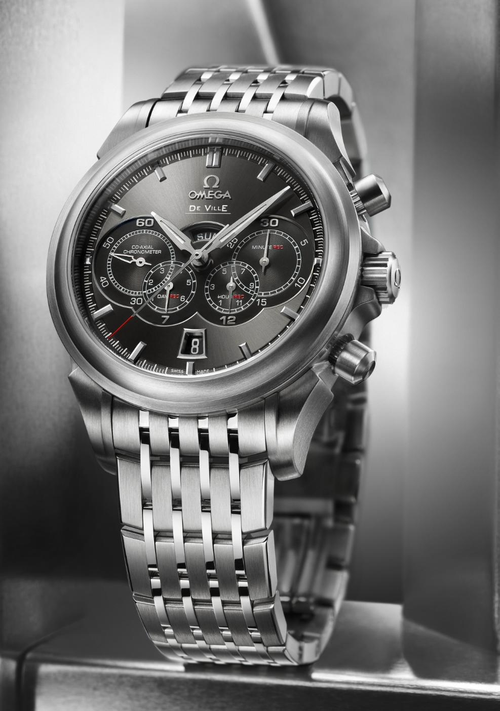 Omega - De Ville Co-Axial Chronograph