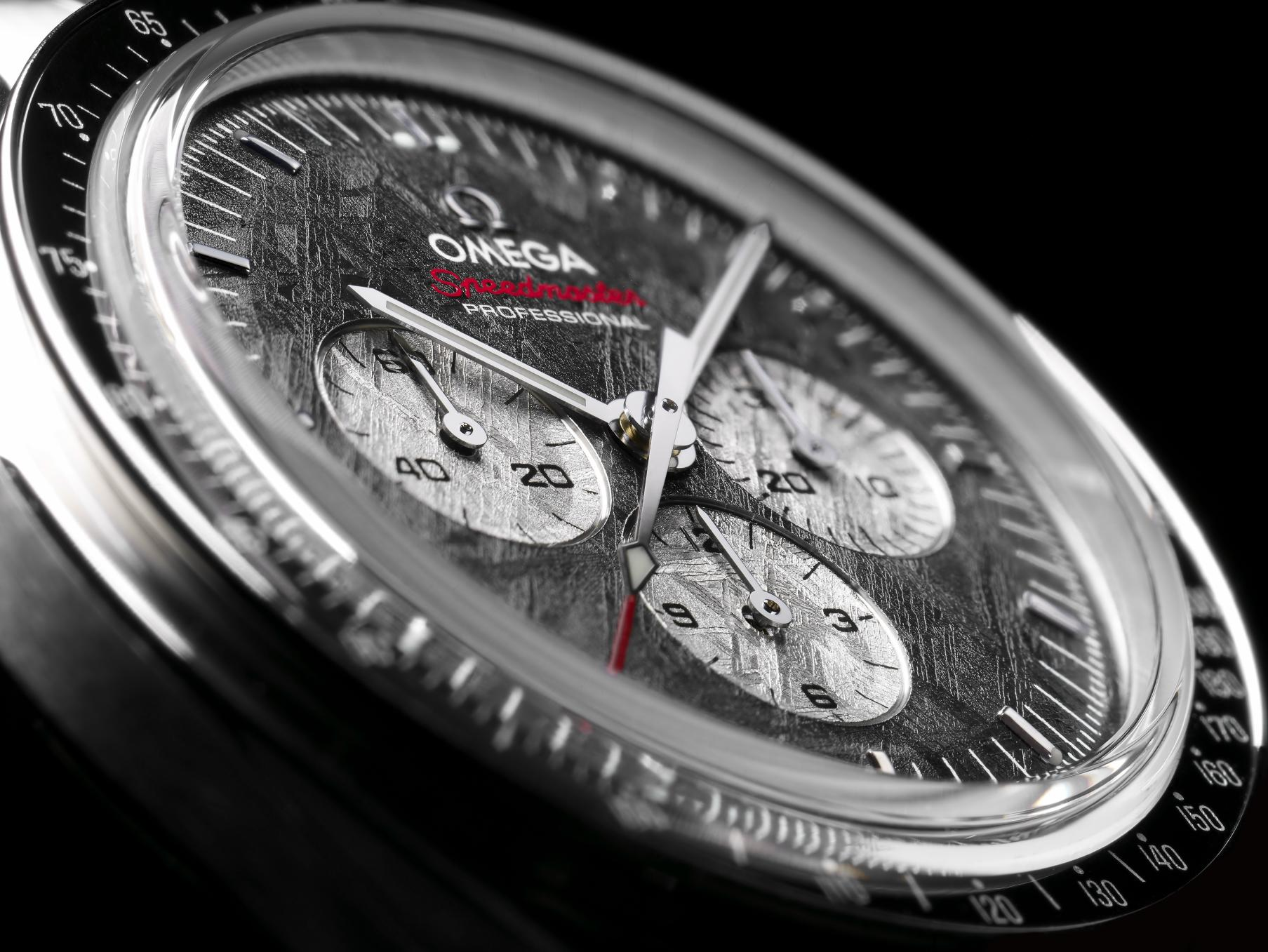 "Omega - Speedmaster Professional Apollo-Soyuz ""35th Anniversary"""