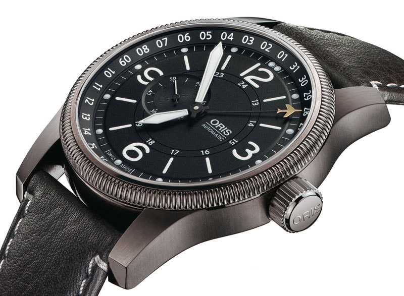 Oris Swiss Hunter Big Crown