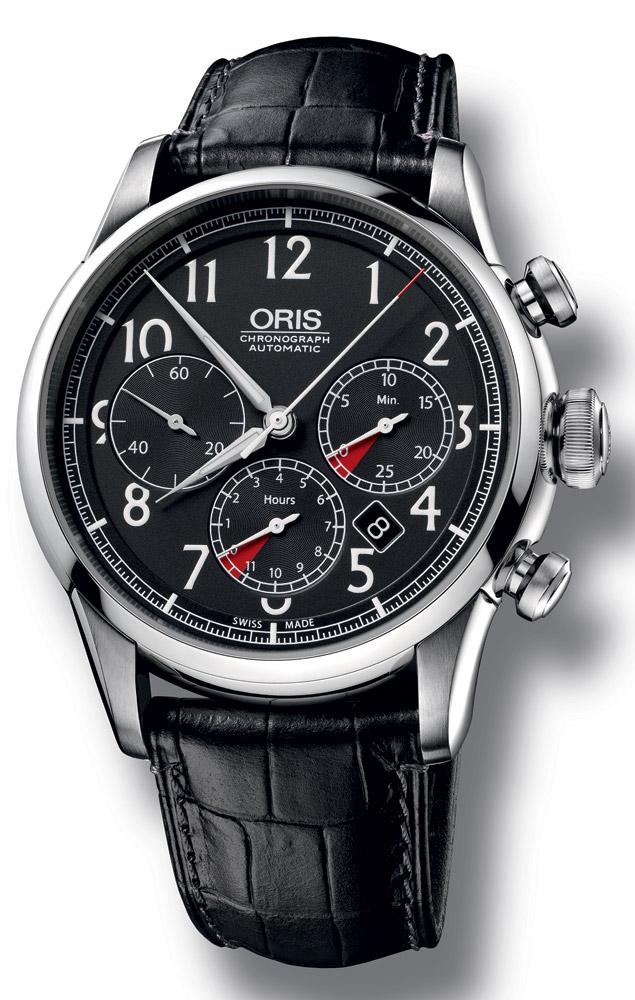 Oris RAID Chronograph