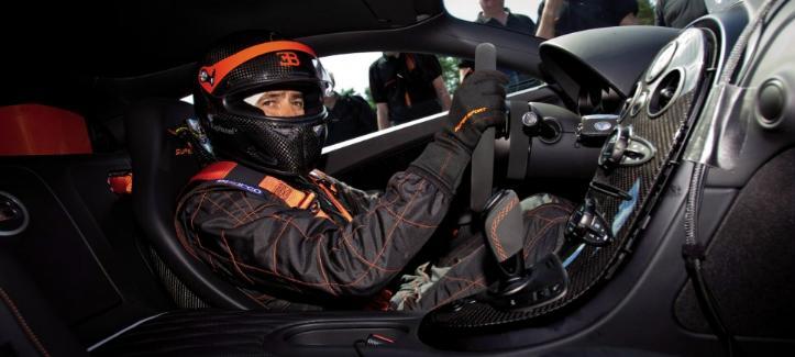 Parmigiani - Bugatti Super Sport