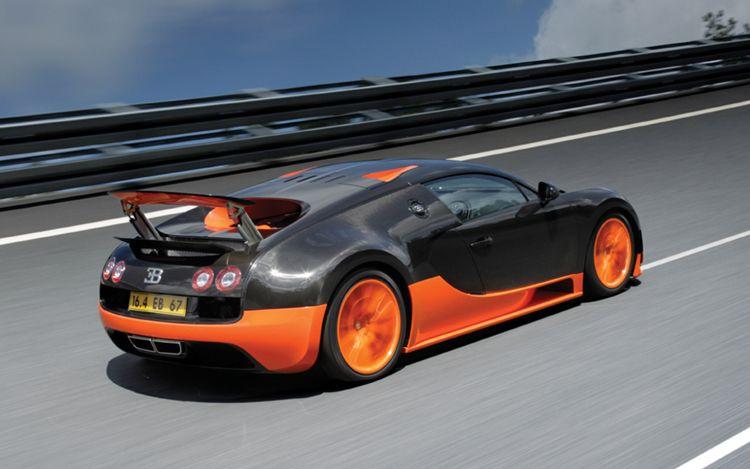 Parmigiani - Bugatti Veyron
