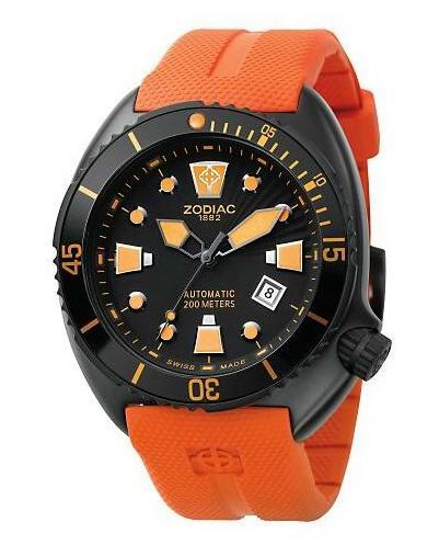 Zodiac Oceanaire PVD Diver