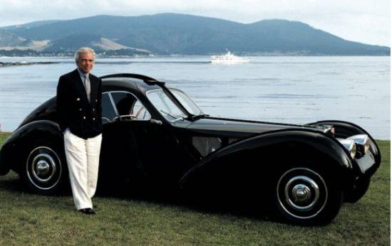 Ralph Lauren Bugatti