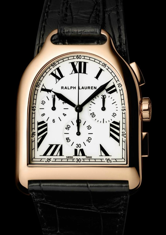 Ralph Lauren Fine Watchmaking by Richemont