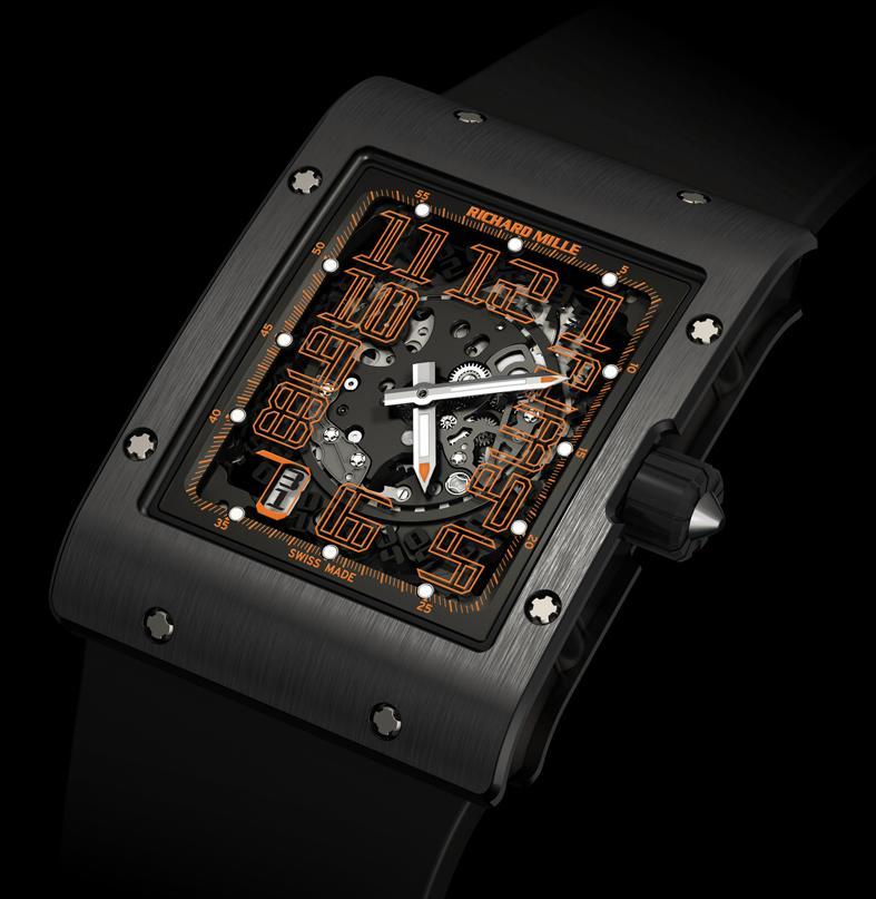 Richard Mille RM016 DLC Titanium