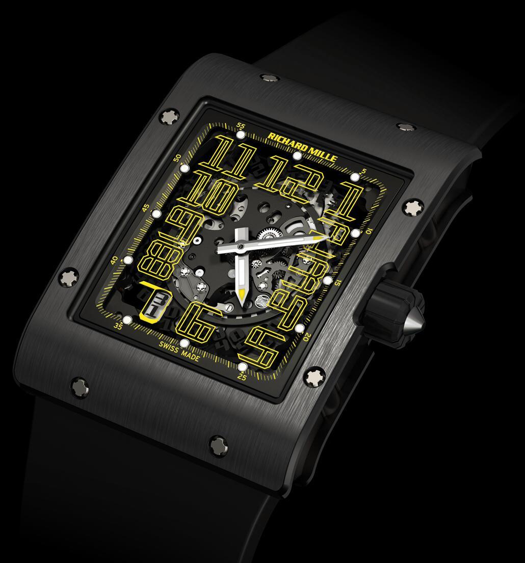 Richard Mille - RM016 DLC Titanium