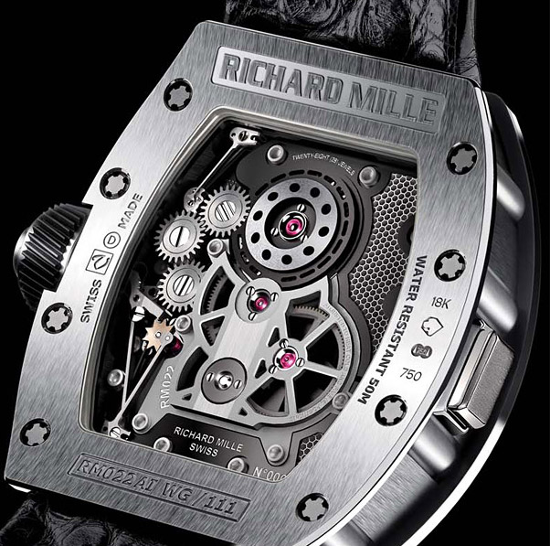 Richard Mille - Aerodyne Dual Timezone