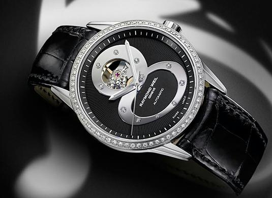 Raymond Weil Freelancer Black 8