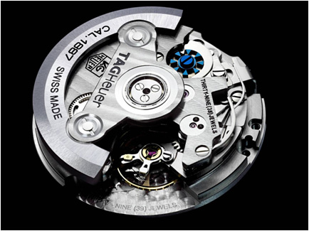 TAG Heuer In-House Movement