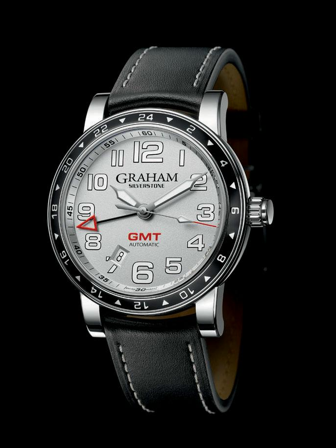Graham - Silverstone Time Zone