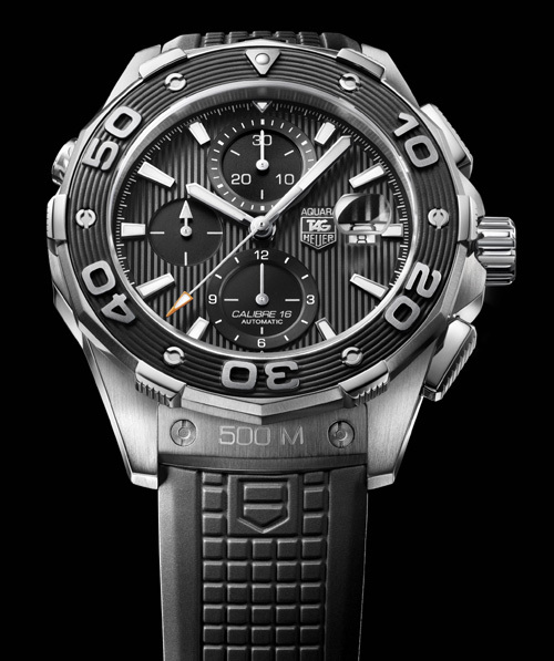 TAG Heuer Aquaracer 500 Automatic Chronograph