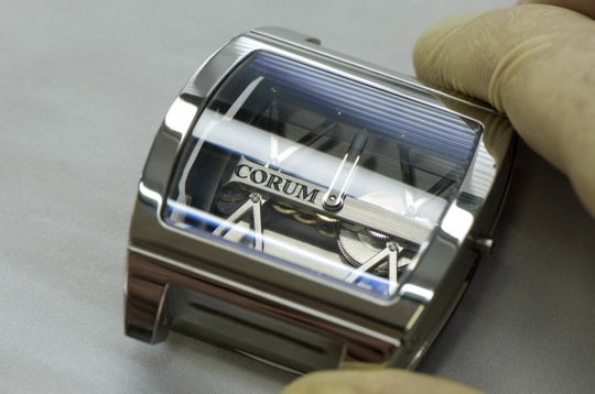 Corum - Ti-Bridge az Only Watch