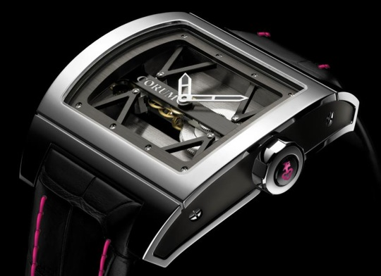 Corum Ti-Bridge for Only Watch