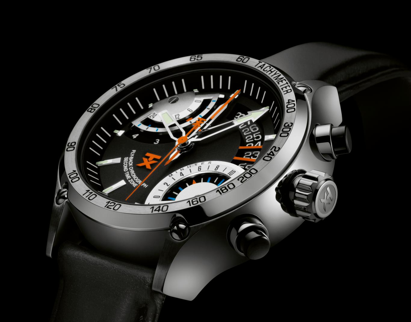 TX 650 GT Fly-back Chronograph