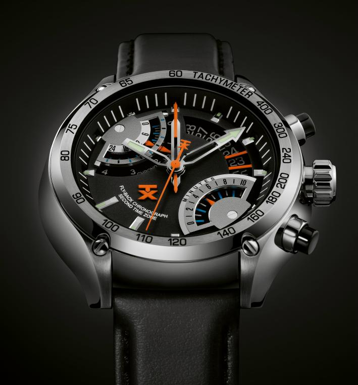 TX - 650 GT Fly-back Chronograph