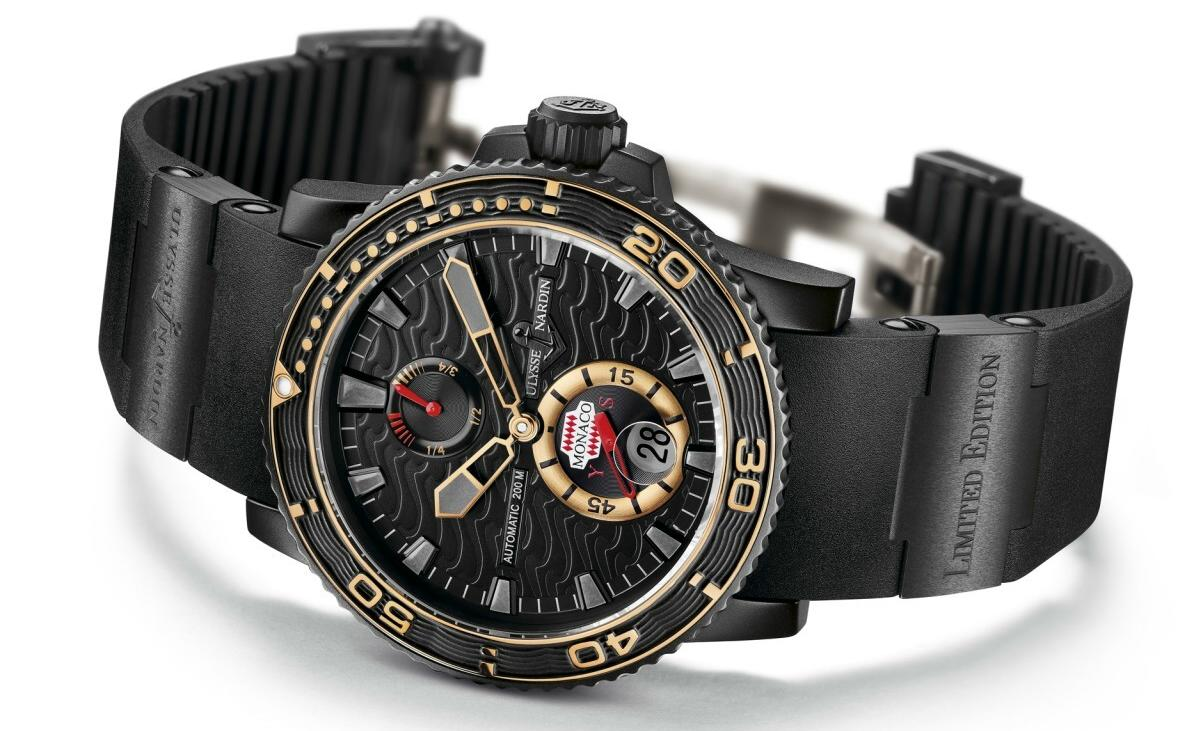 Ulysse Nardin Maxi Marine Diver | Ulysse nardin watches